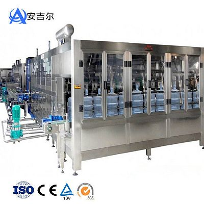 2000 bottled water production line