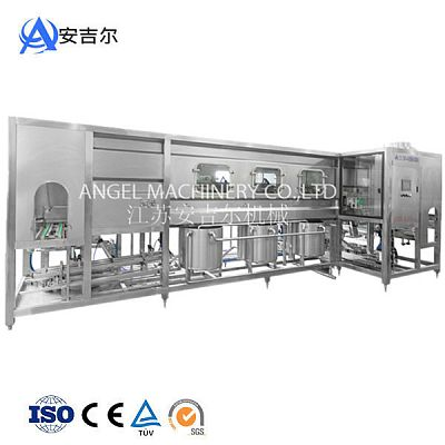 120bph Barreled Production Line(QGF-120)